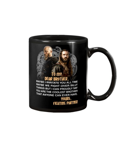 Viking Dear Brother Mug