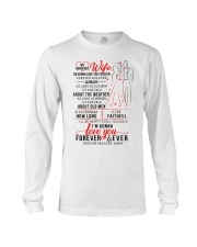 Gonna  Love You Wife  Long Sleeve Tee thumbnail