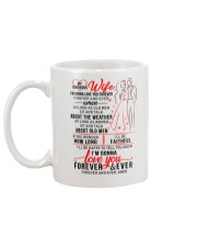 Gonna  Love You Wife  Mug back