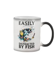 Easily distracted by Fish Color Changing Mug thumbnail