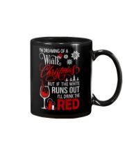 White Christmas Drink The Red Mug tile