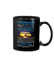 Camping Husband Clock Ability Moon Mug front