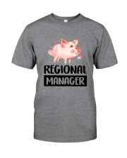 Regional Manager Dad  Classic T-Shirt tile