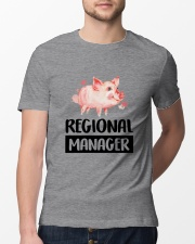 Regional Manager Dad  Classic T-Shirt lifestyle-mens-crewneck-front-13