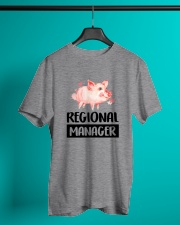 Regional Manager Dad  Classic T-Shirt lifestyle-mens-crewneck-front-3