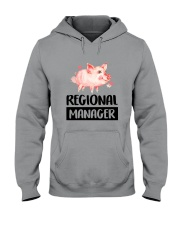 Regional Manager Dad  Hooded Sweatshirt thumbnail