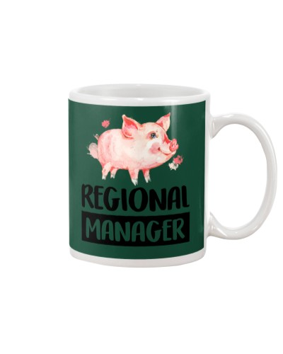 Regional Manager Dad