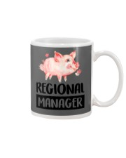 Regional Manager Dad  Mug tile