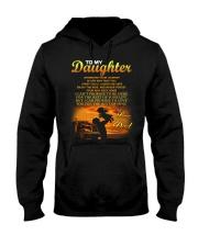 Trucker to my daughter mug Hooded Sweatshirt thumbnail
