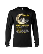 Cardigan Welsh Corgi Son Mom Mommy Loves You Long Sleeve Tee thumbnail