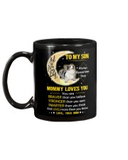 Cardigan Welsh Corgi Son Mom Mommy Loves You Mug back