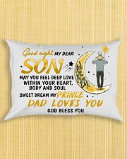 Sweet Dream My Prince Son Rectangular Pillowcase aos-pillow-rectangle-front-lifestyle-6