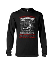 They Made Me Stronger Viking  Long Sleeve Tee thumbnail
