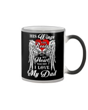 Daddy's Wings Color Changing Mug thumbnail
