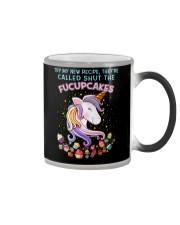 Unicorn Fucupcakes Color Changing Mug thumbnail