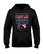 Veteran How Special You Are Mug Wife Hooded Sweatshirt thumbnail