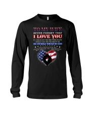 Veteran How Special You Are Mug Wife Long Sleeve Tee thumbnail