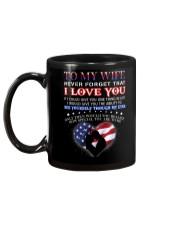 Veteran How Special You Are Mug Wife Mug back