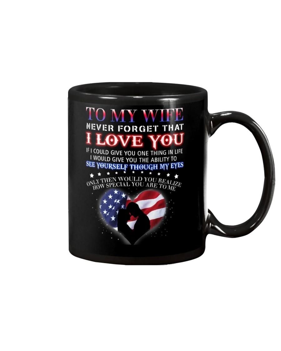 Veteran How Special You Are Mug Wife Mug