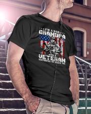 Veteran Grandpa pride Classic T-Shirt lifestyle-mens-crewneck-front-5