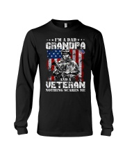 Veteran Grandpa pride Long Sleeve Tee thumbnail
