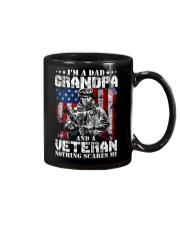 Veteran Grandpa pride Mug thumbnail