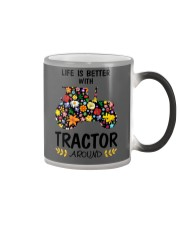 Farmer Tractor Life is better  Color Changing Mug thumbnail