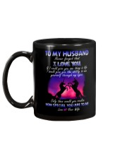 Husband How Special You Are To Me Mug Mug back