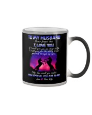 Husband How Special You Are To Me Mug Color Changing Mug thumbnail
