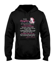 You Are Strong And Smart And Beautiful Hooded Sweatshirt thumbnail