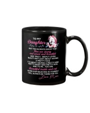 You Are Strong And Smart And Beautiful Mug front