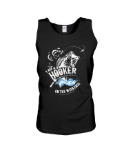 I'm A Hooker On The Weekends Unisex Tank thumbnail