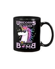 Unicorns Are Fragile Like A Bomb Mug thumbnail
