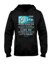 Otter Son Last Breath To Say Love  Hooded Sweatshirt thumbnail