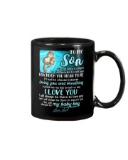 Otter Son Last Breath To Say Love  Mug front