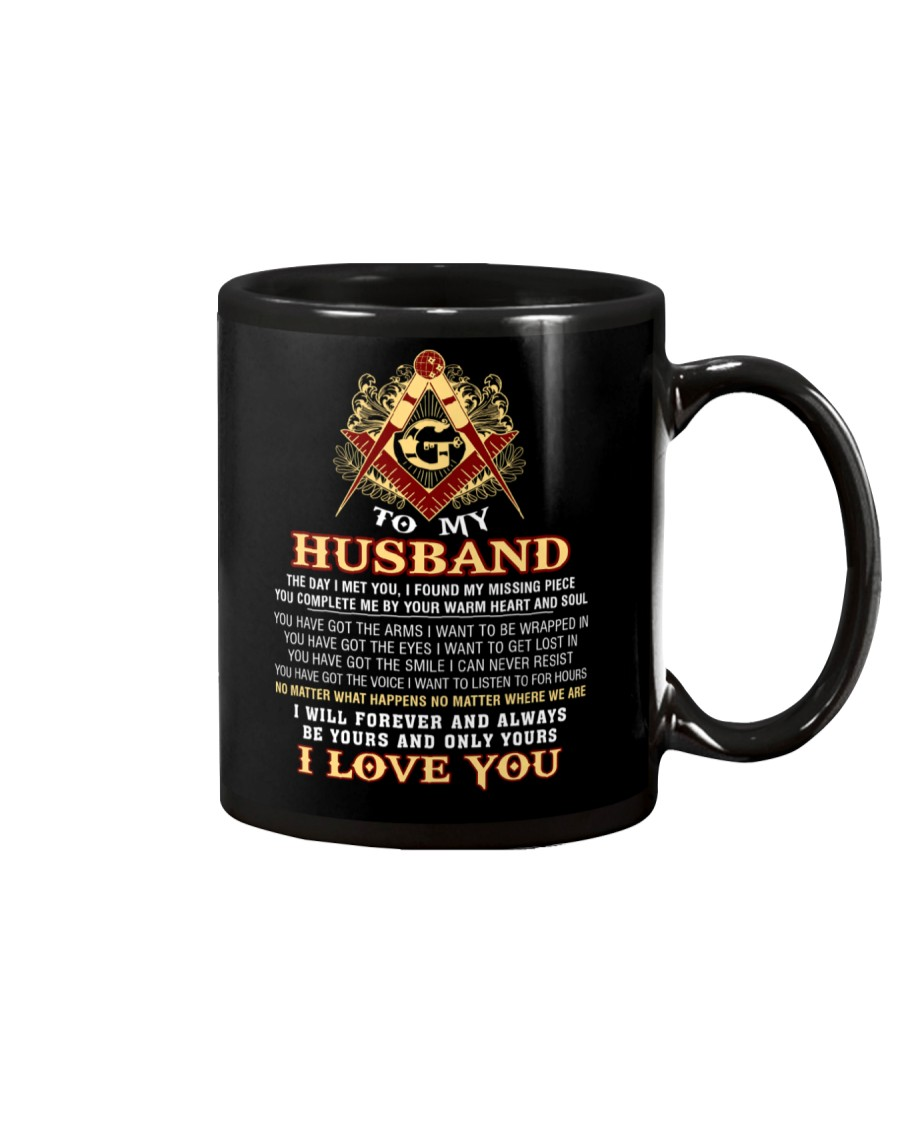 Freemason Husband Your Warm Heart And Soul Mug