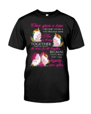 Once Upon A Time Unicorn Mug Classic T-Shirt thumbnail