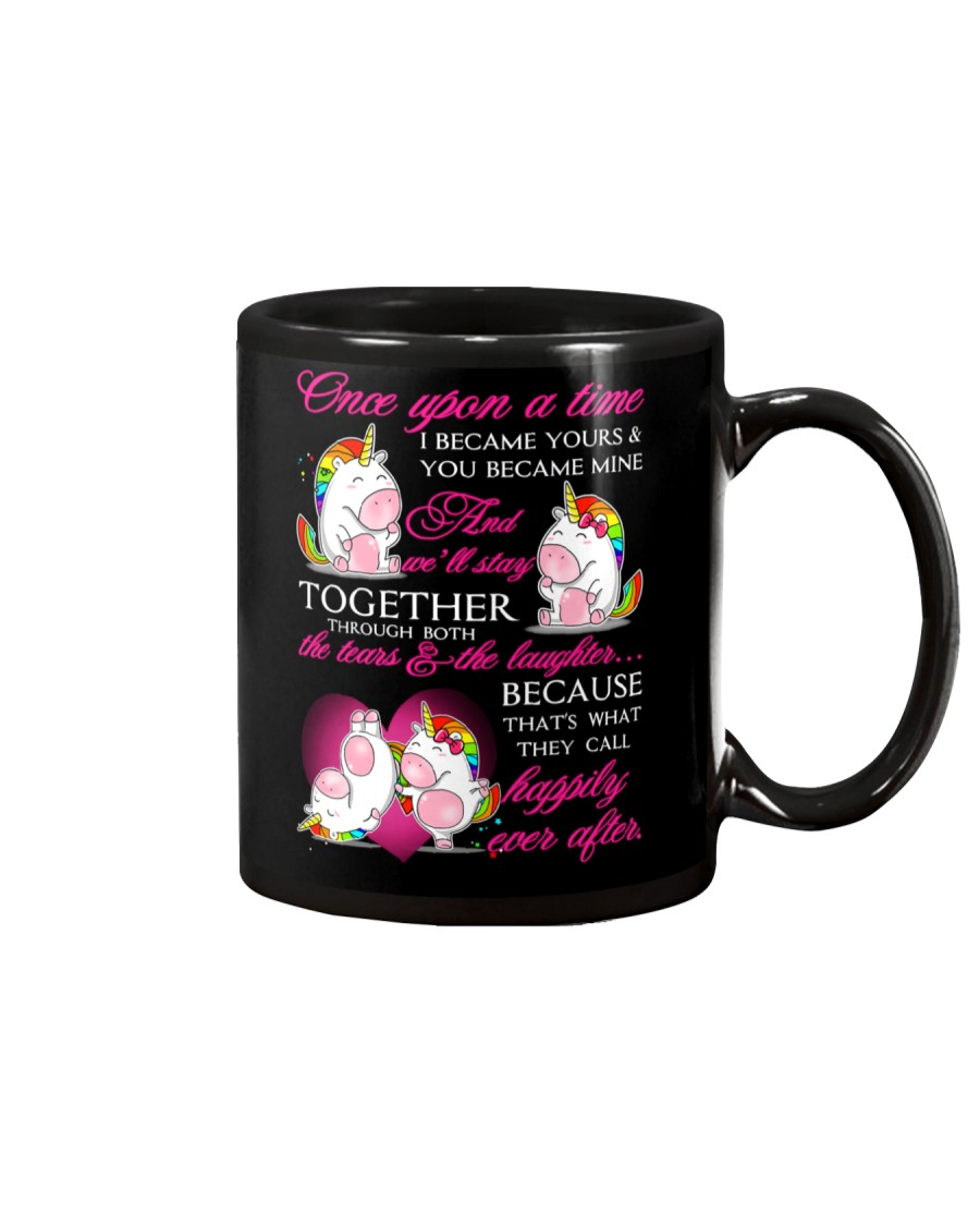 Once Upon A Time Unicorn Mug Mug