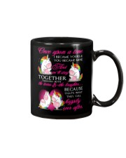 Once Upon A Time Unicorn Mug Mug front