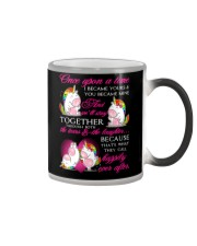 Once Upon A Time Unicorn Mug Color Changing Mug thumbnail