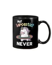 Unicorn Sarcastic T-shirt Mug thumbnail