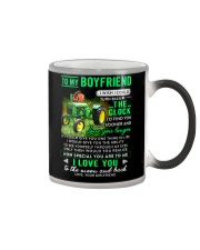 Farmer Boyfriend Clock Ability Moon Color Changing Mug thumbnail