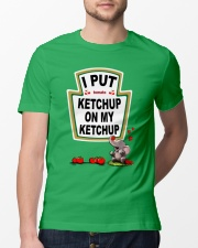 Elephant Tomato Ketchup Classic T-Shirt lifestyle-mens-crewneck-front-13