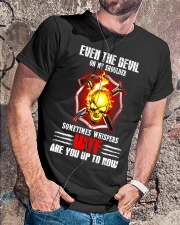 Whispers of devil  Classic T-Shirt lifestyle-mens-crewneck-front-4