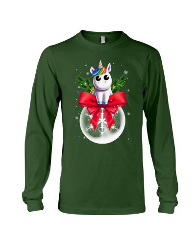 Unicorn Christmas Shirt