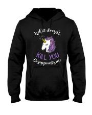 Unicorn Disappoints Me T-shirt Hooded Sweatshirt thumbnail