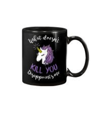 Unicorn Disappoints Me T-shirt Mug thumbnail