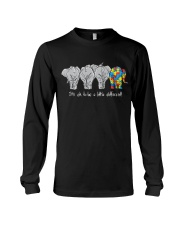 Autism Ok To Be A Little Different Long Sleeve Tee thumbnail