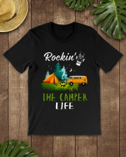 Camping Rockin' the camper life Classic T-Shirt lifestyle-mens-crewneck-front-18