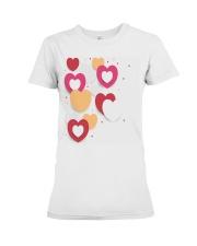 hearts Premium Fit Ladies Tee thumbnail
